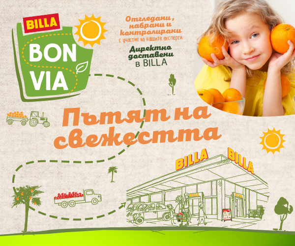 BILLA - PLEVEN - CENTRAL MALL