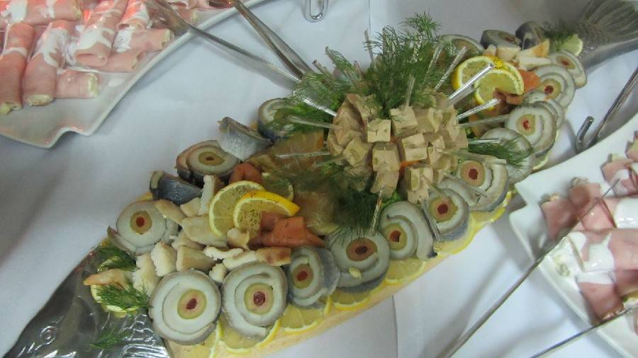 Аспект - Lucky Onion Catering