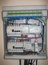 фирма ЕЛТЕКС, раздел Електрически инсталации и табла